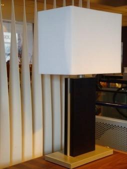 Natuzzi jaba tafellampen als showroommodel