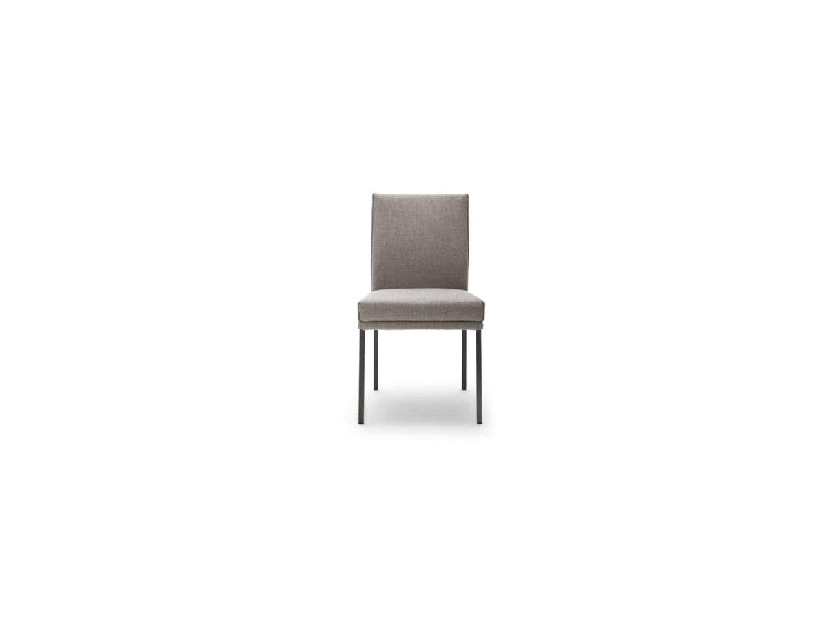 Rolf Benz stoel 651 zonder armleuning