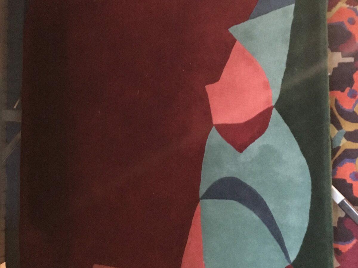 de Millenerpoort en Vixia karpet showroommodel-0