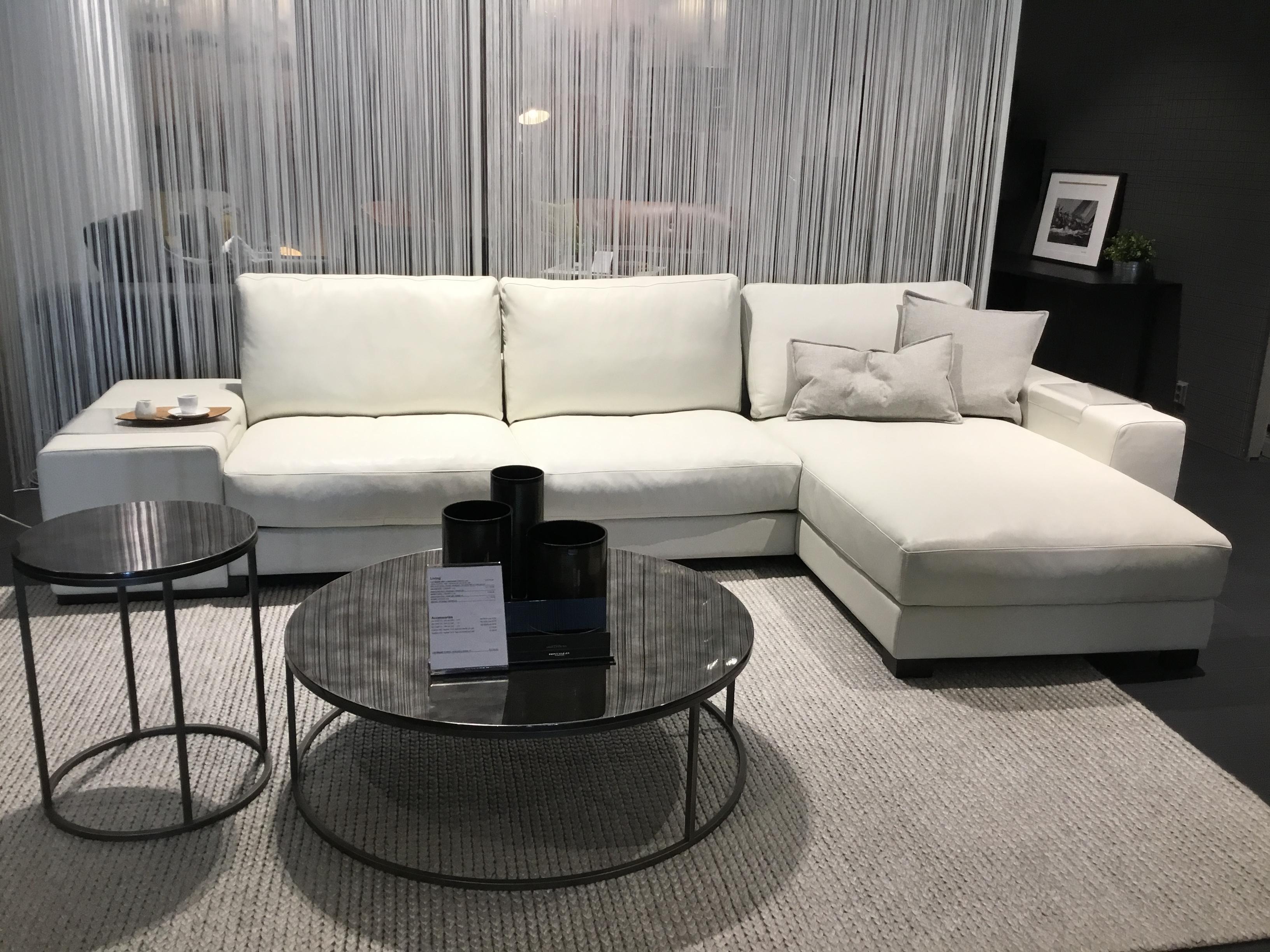 Natuzzi DOMINO complete set Showroommodel -0