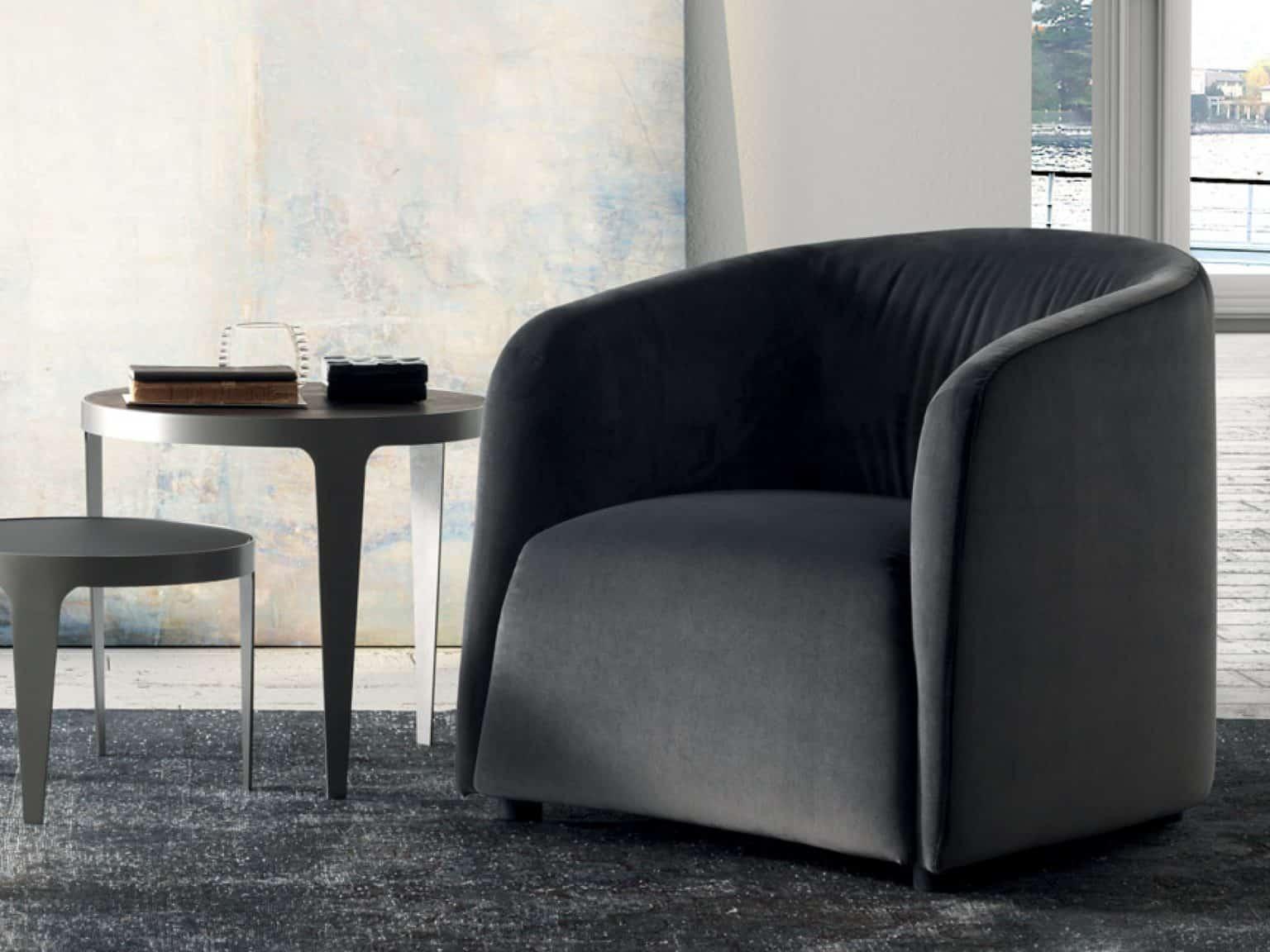 Natuzzi fauteuil Logos sf