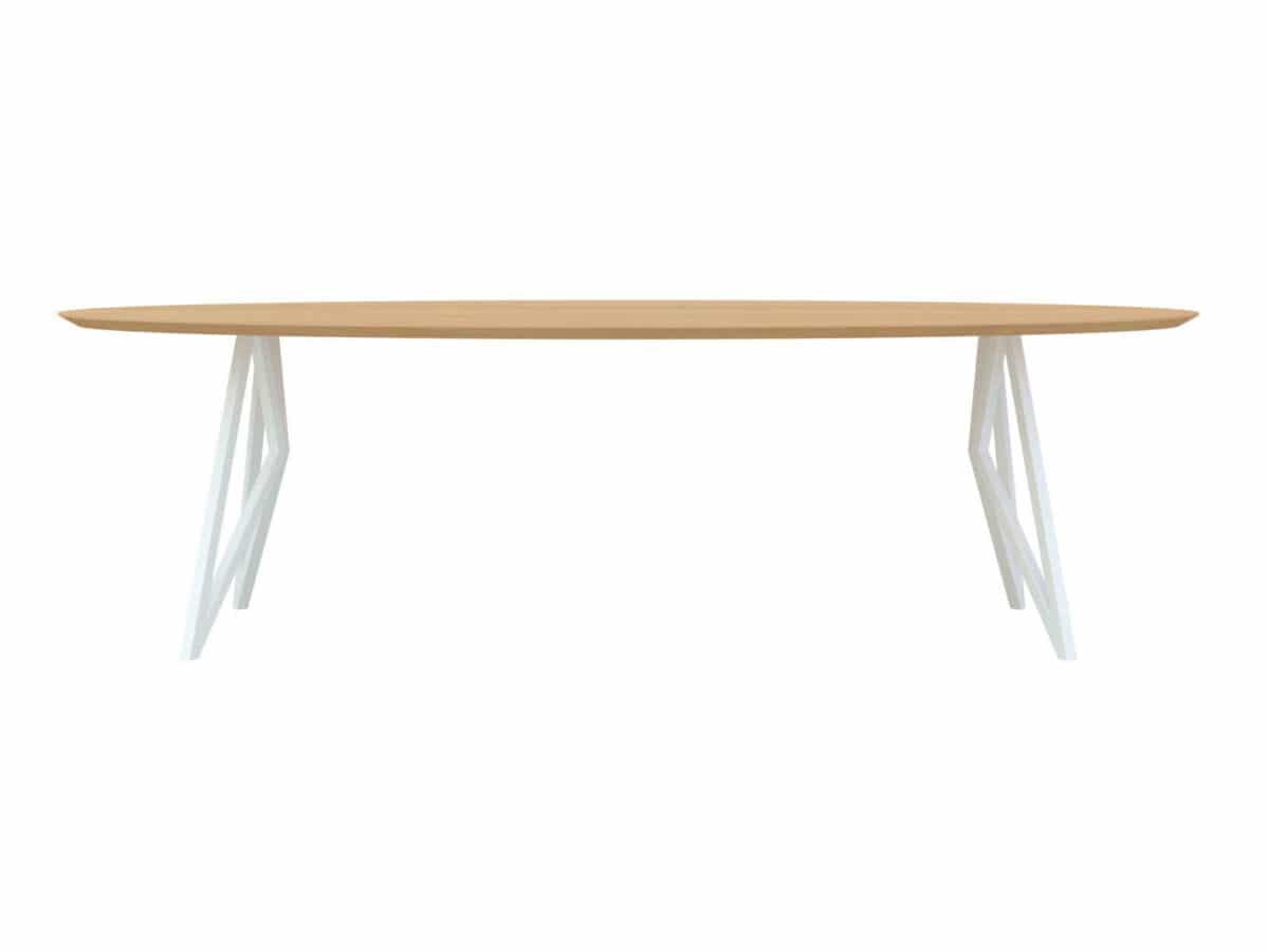 Studio HENK tafel Butterfly ovaal