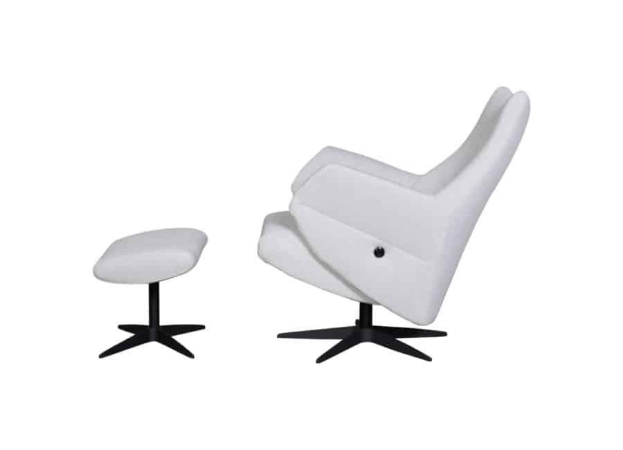 Movani fauteuil Fonko zijaanzicht