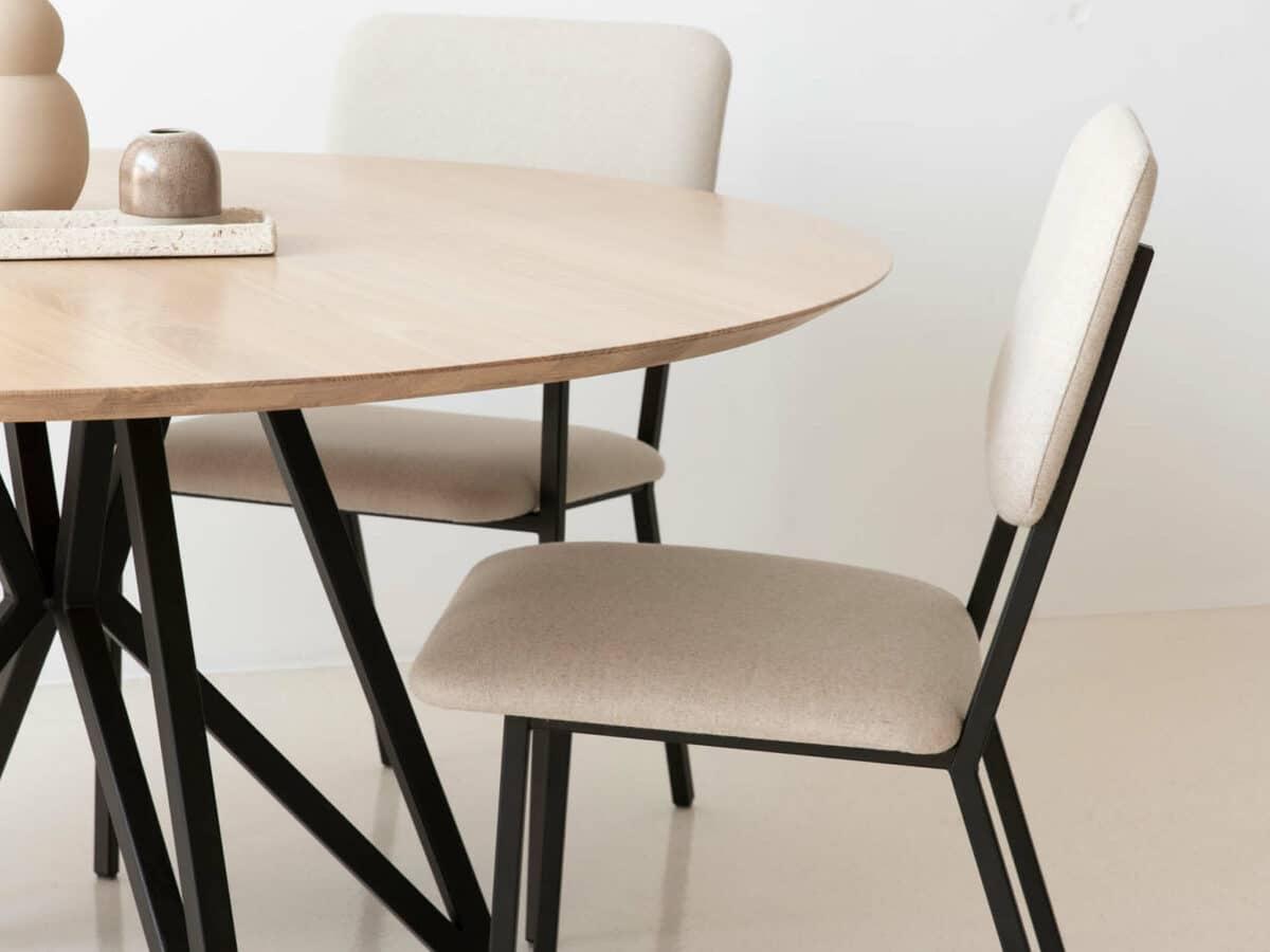Studio HENK tafel Butterfly rond